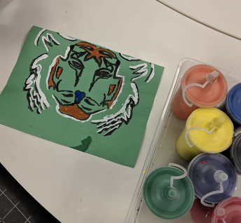 2nd Grade Artist