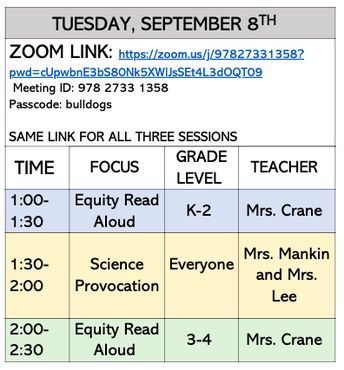 Access the Zoom Link at the Specified Time