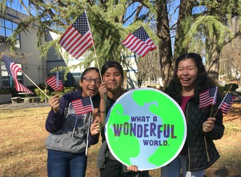 Citizenship: What a Wonderful World