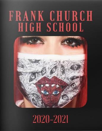 Frank Church High School Yearbook 2020-2021