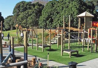 Playground Committee.