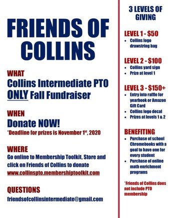 Friends of Collins
