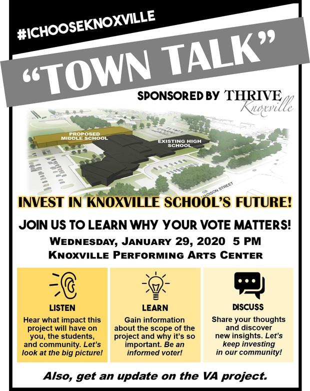 Thrive Town Talk