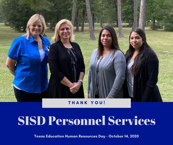 Texas Education Human Resources Day