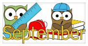 Week of September 7 - 11