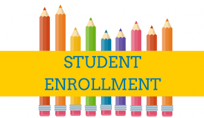 Enrollment/ Registration scheduled for late may