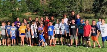 Fun Run with Erickson Elementary