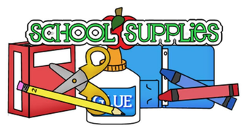 ALL SCHOOL SUPPLY LISTS ARE UPDATED