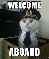Welcome, New Board Members!