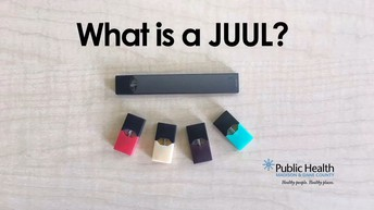 What is a JUUL and why they are dangerous for our students.