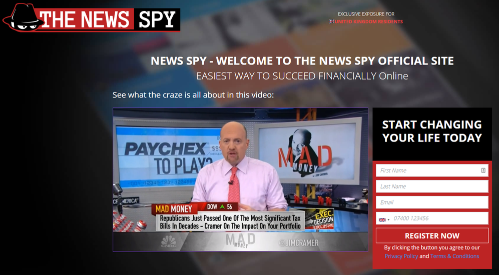 The News Spy Official Site