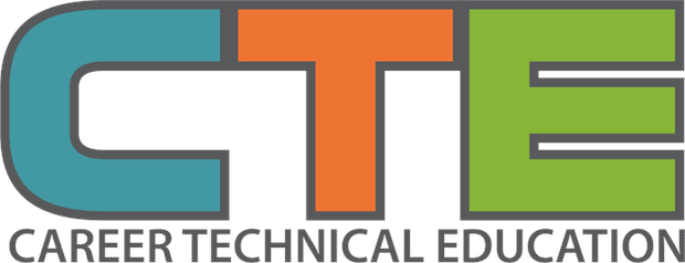 CTE - Career Technical Education logo