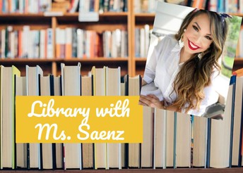 A Message From Ms. Saenz