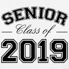 Graduation Information for Class of 2019