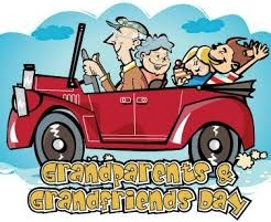 Grandfriends' Days!  Wednesday, 10/16 and Thursday, 1017