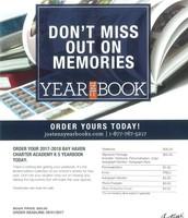 Elementary School Yearbooks- $35.00