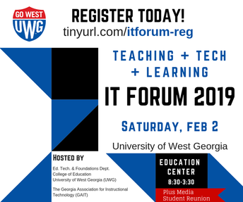 You Are Invited to IT Forum 2019