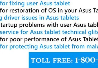 Asus Tablet Support