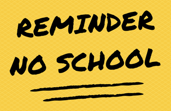 No School for Students on September 30th -Faculty Retreat