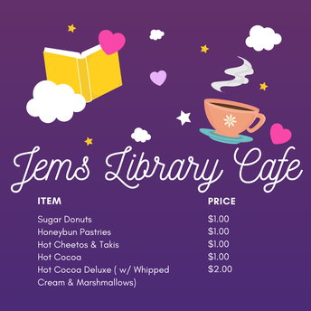 JEMS Library Fundraiser a Success!