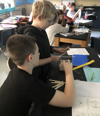Connecting Science & ELA