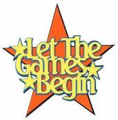 Let the Games Begin-11/14/17