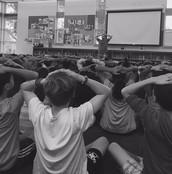 Grade Level Mindfulness Assemblies