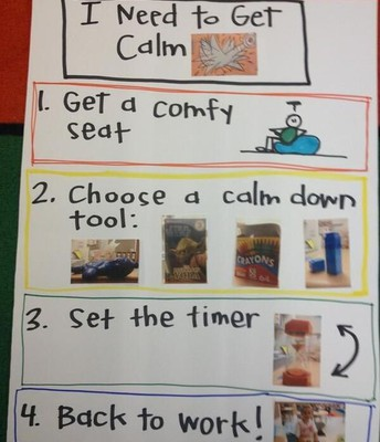 """How to create a """"Calm Corner"""" in your classroom"""