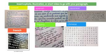Handwriting is better