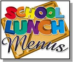 Hot Lunch Menu
