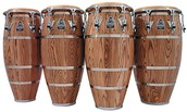 Conga Drums - A Confusing But Moving Family