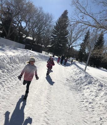 Physical Literacy-Walking Wednesdays