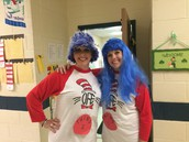 Dr. Seuss / Read Across America Day Celebration - Gratitude