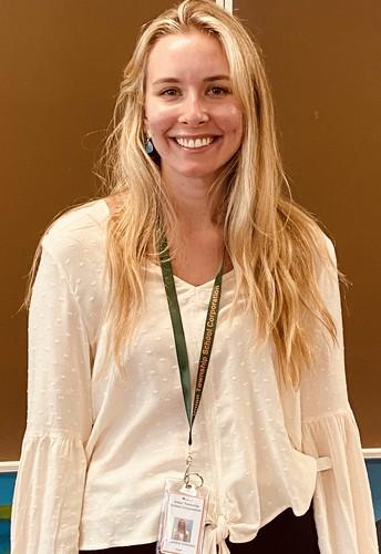 New Staff at UCE- Alexandria Schooley (4th Grade)