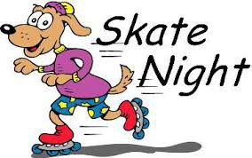 PTO Skate Night - Tuesday, January 22