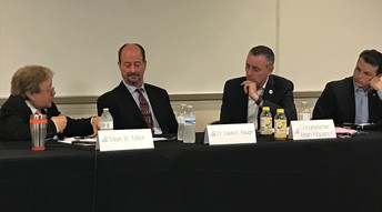 Congressmen Fitzpatrick and Boyle Speak at a Forum on Special Education Funding