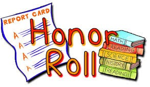 Fall 2018 Honor Roll