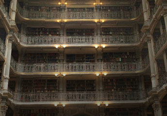 3. VISIT 10 incredible libraries from around the world.