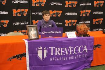 Samuel Champlin - Basketball @ Trevecca Nazarene University