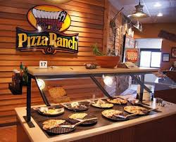 Community impact night at Pizza Ranch!