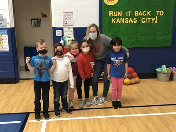 Team Jones - Kickball with Carver