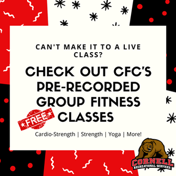 Group Fitness - Pre-Recorded Classes