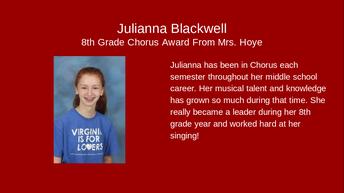 Julianna Blackwell
