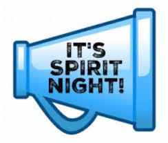 "Education Foundation sponsored ""Blue Out"" Spirit Night at Chick Fil-A - September 10th"