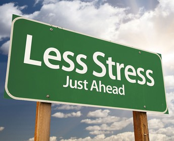 Stress Less/Self Care Week!