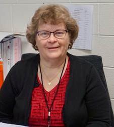 Carolyn Dove, Secretary