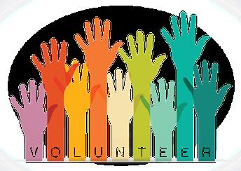 End of the Year Volunteers Needed