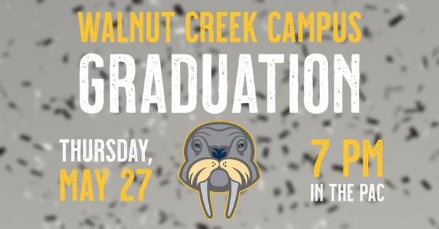 Walnut Creek graduation date