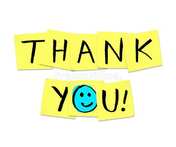 Thank You - J&A Vendor Bingo