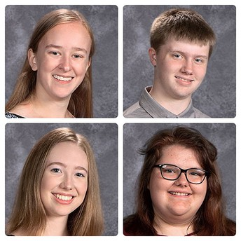Musicians Invited to 2020 All-State Conference